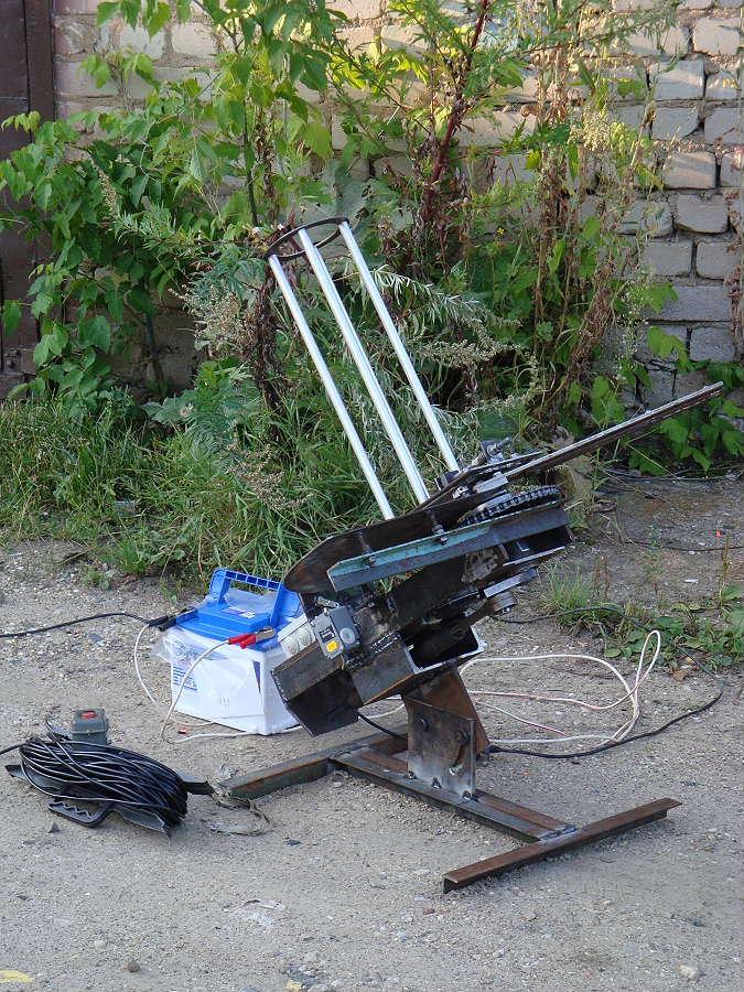 метательная машинка сделанная своими руками Галереи.Ykt.Ru