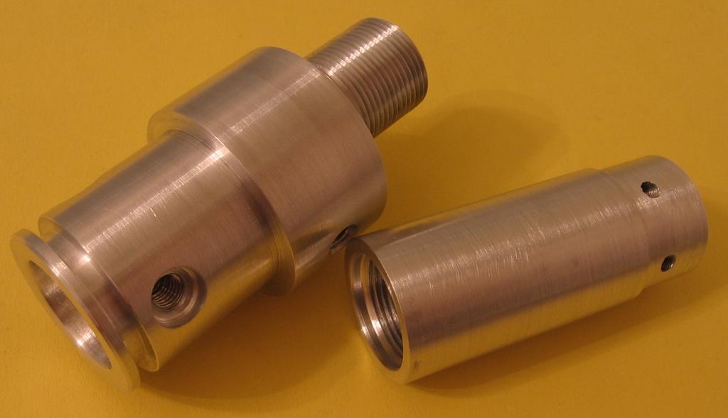задняя пробка резервуара с корпусом клапана