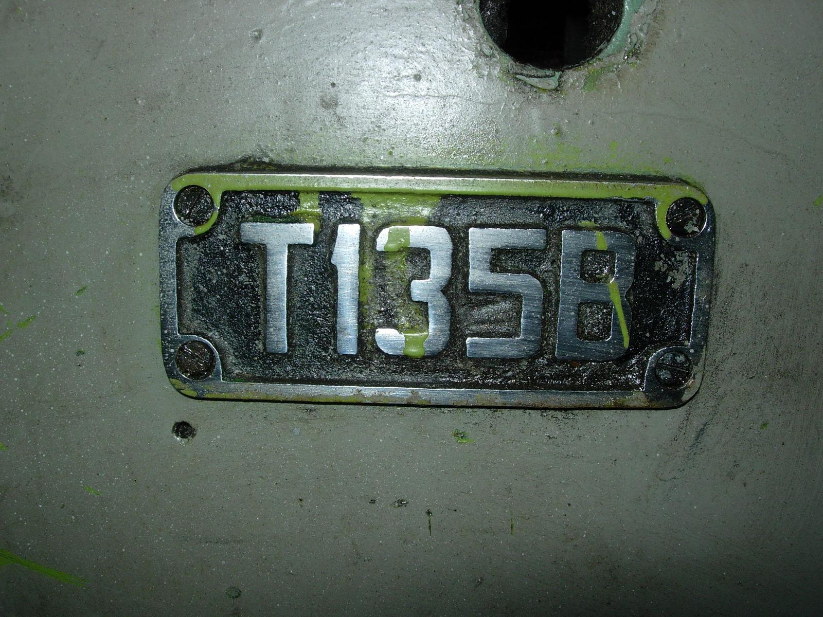Токарно-винторезный станок Т135В