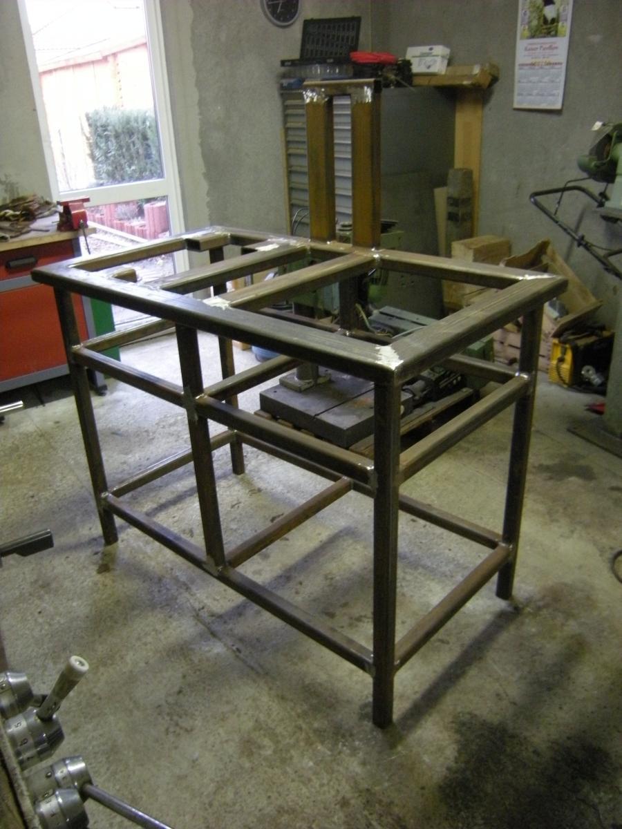 Столик для сверлилки 1