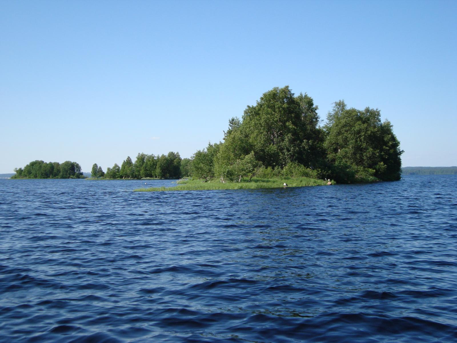 Чаячьи острова