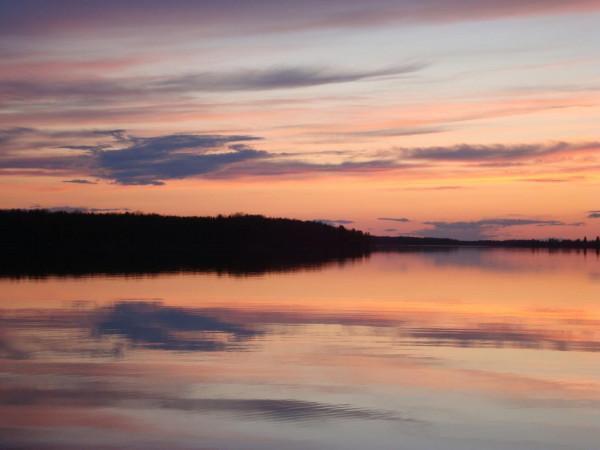 Закаты в Крошнозере