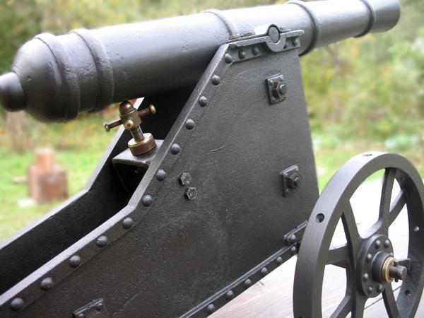 Пушка 2