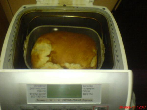 Испек хлеб_1
