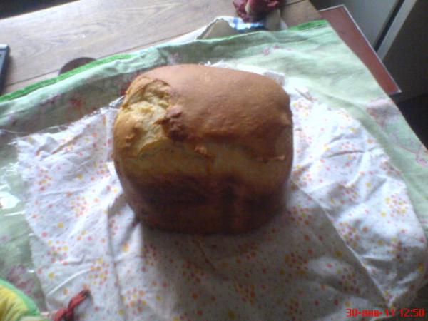Испек хлеб_3