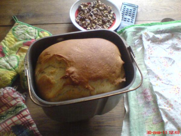 Испек хлеб_2