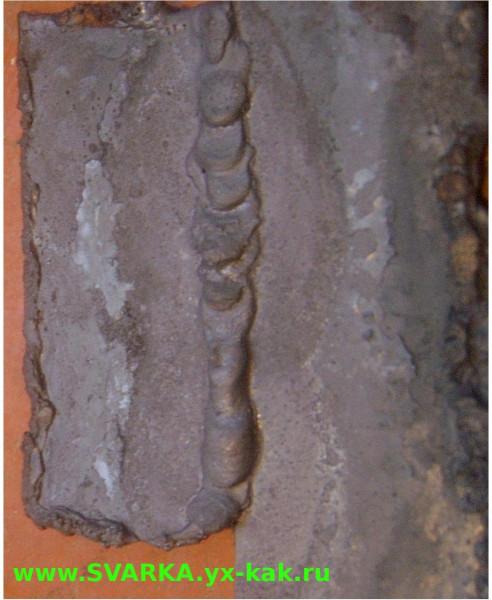 Сварка пропаном, горелкой ГЗУ 3-02, проволока св08г2с.