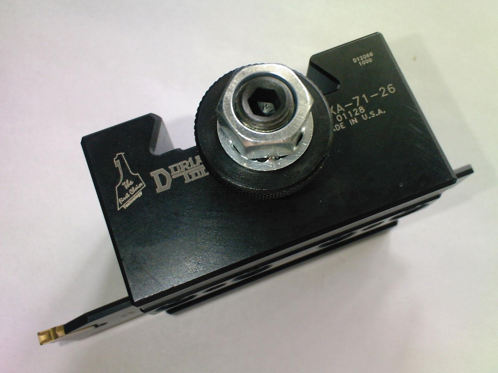 Кассета быстросменного резцедержателя d25axa-71-26