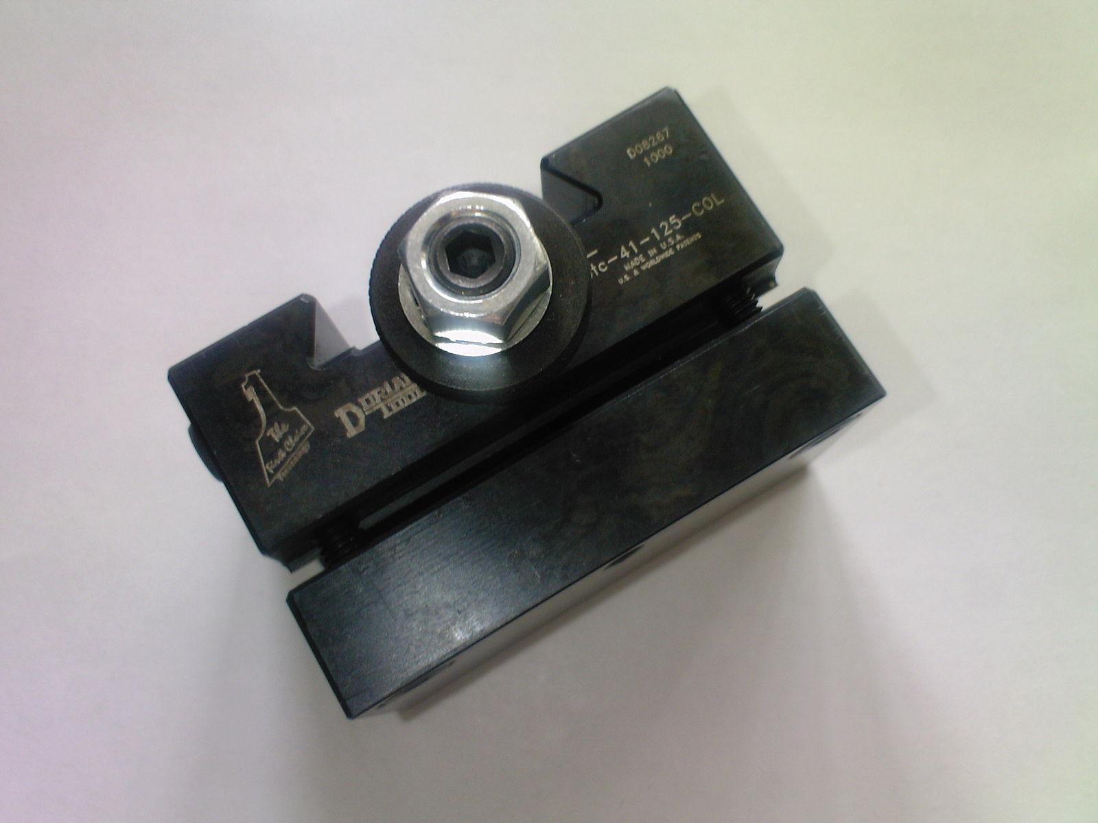 Кассета быстросменного резцедержателя v25tc-41-125-col