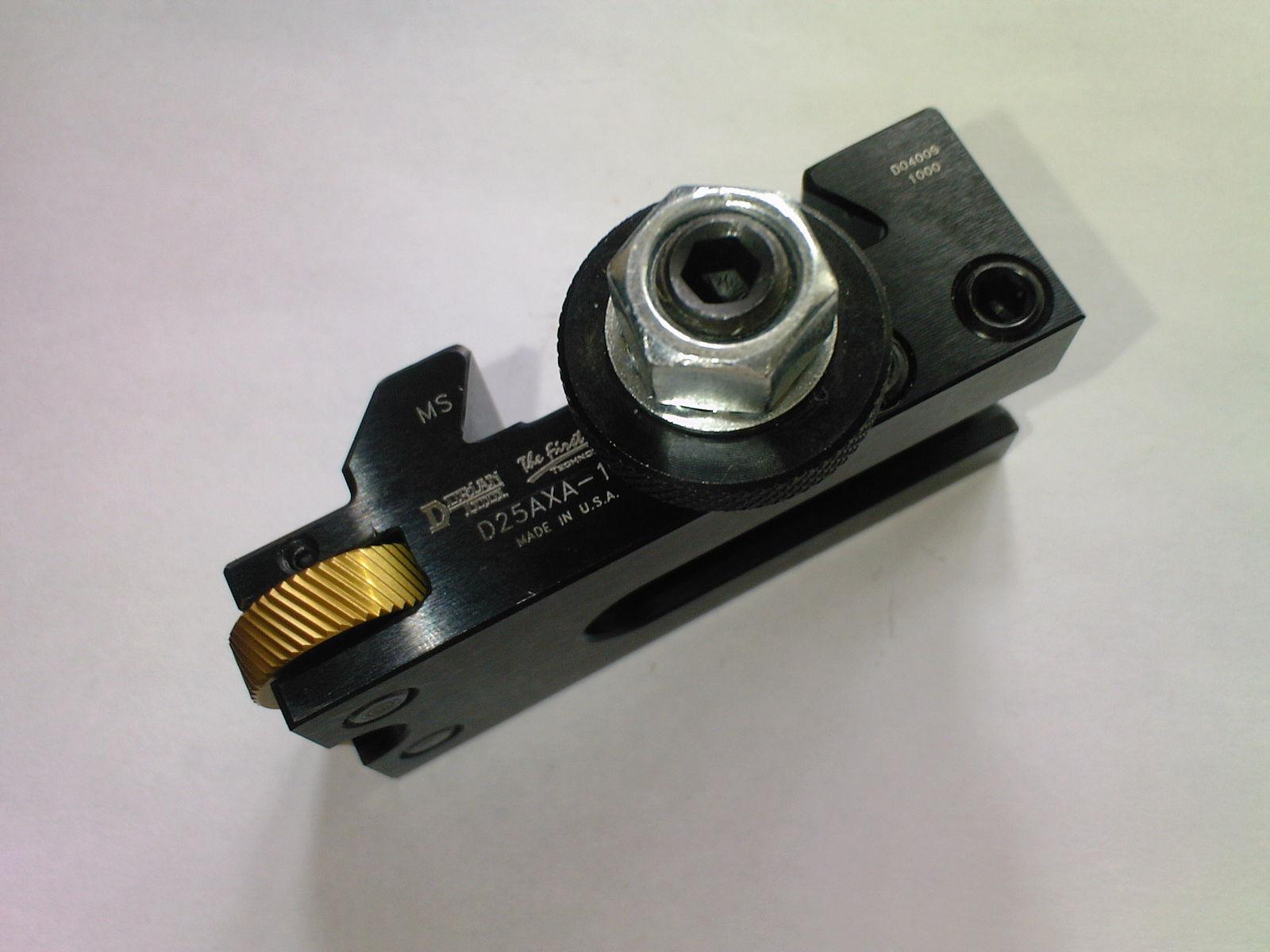 Кассета быстросменного резцедержателя d25axa-10