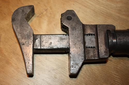 Ключ газовый