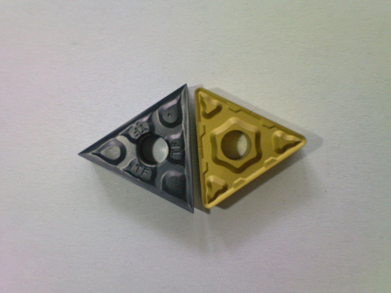 Сменные пластины с радиусом 0,1 и 0,8мм