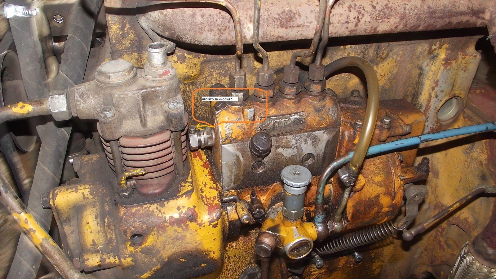 комрессор и топливный насос