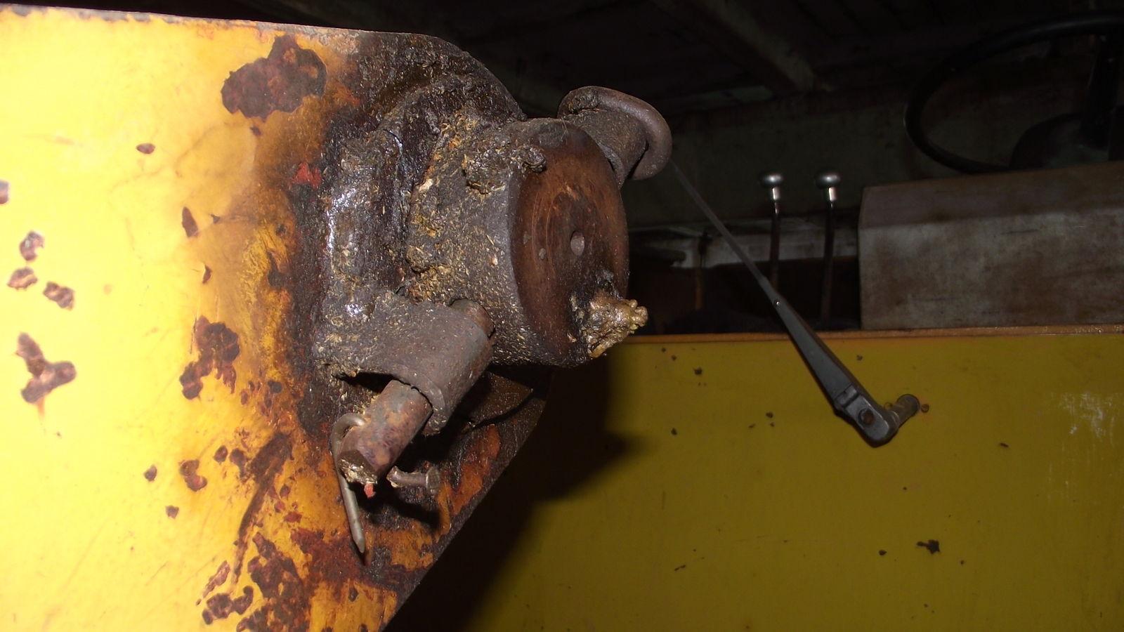 ремонт проушин установки