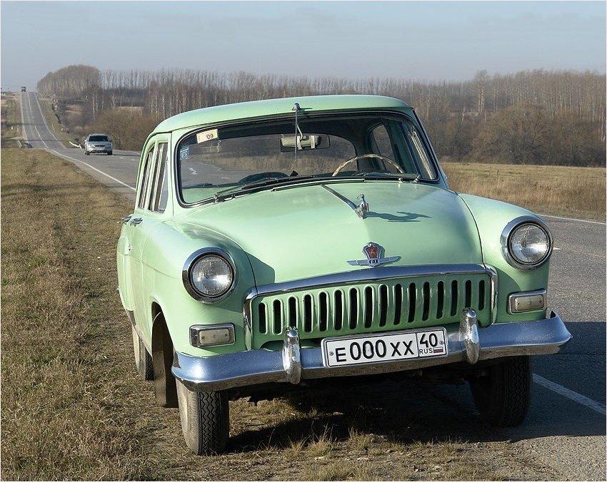 М-21 - Автомобиль легенда