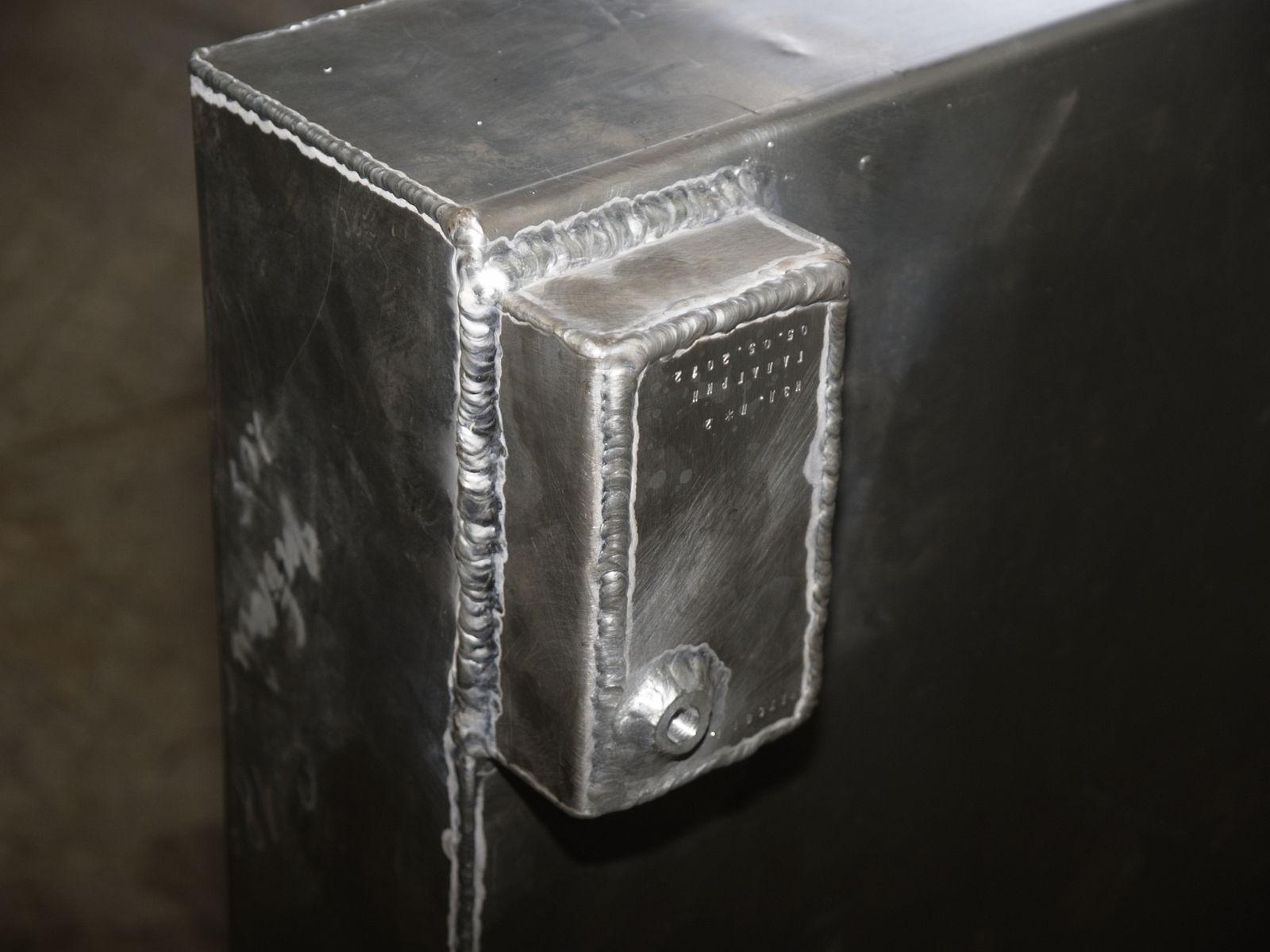 Баки УАЗ вагонной компоновки (буханка)