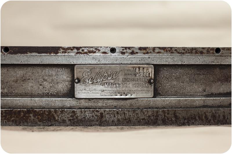 Магнитная плита (антиквариат)
