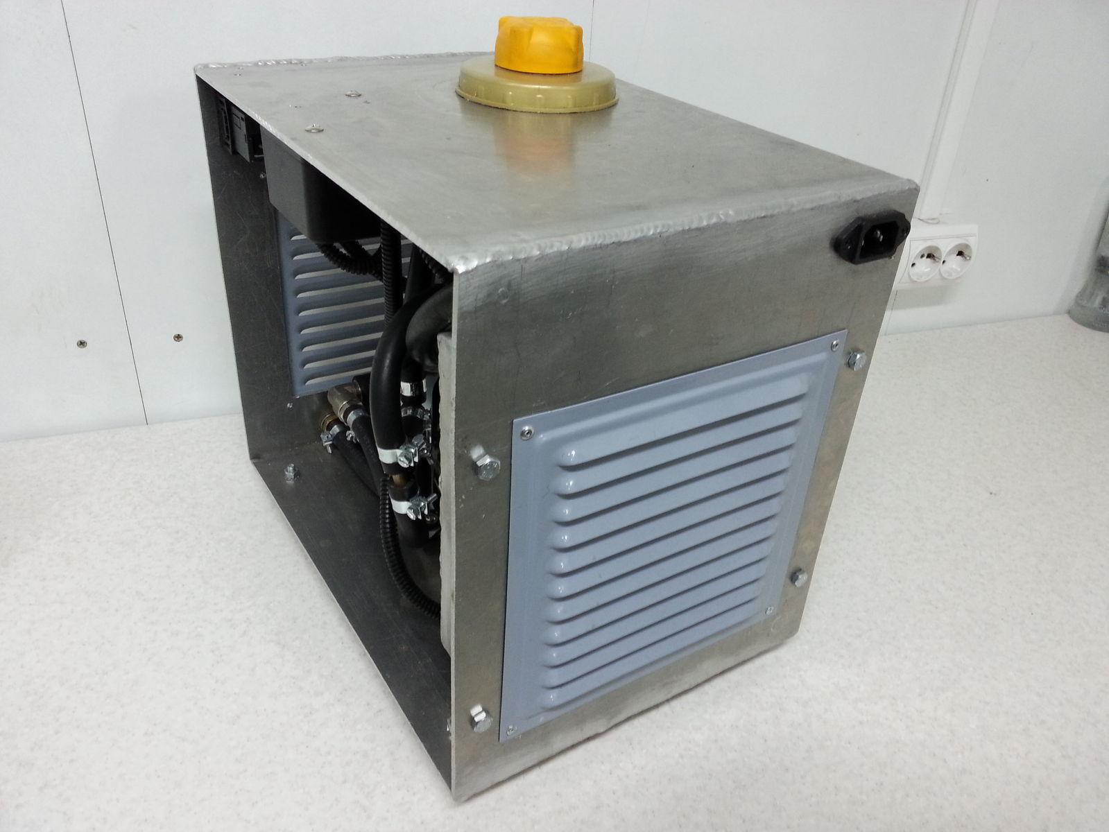 Блок охлаждения для TIG