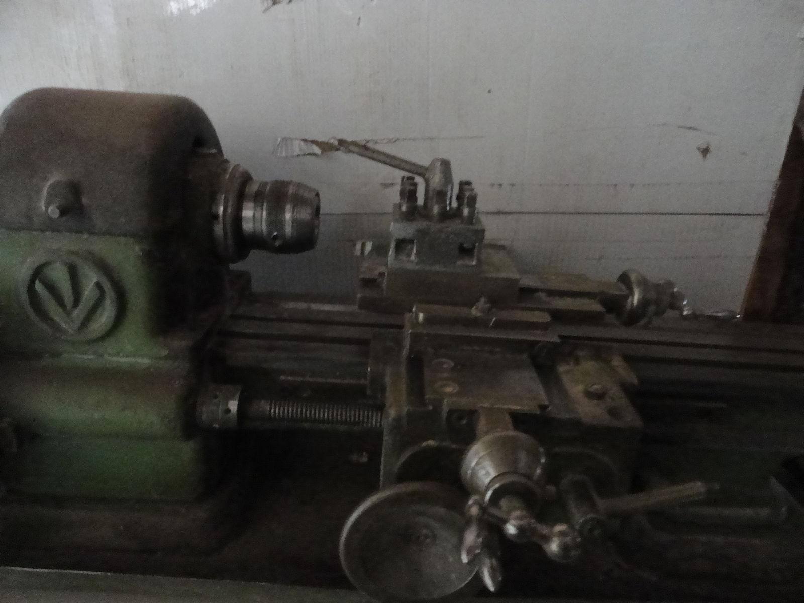 Токарный станок MN-80 J. volman