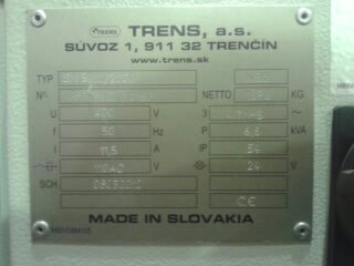 шильдик SN 50