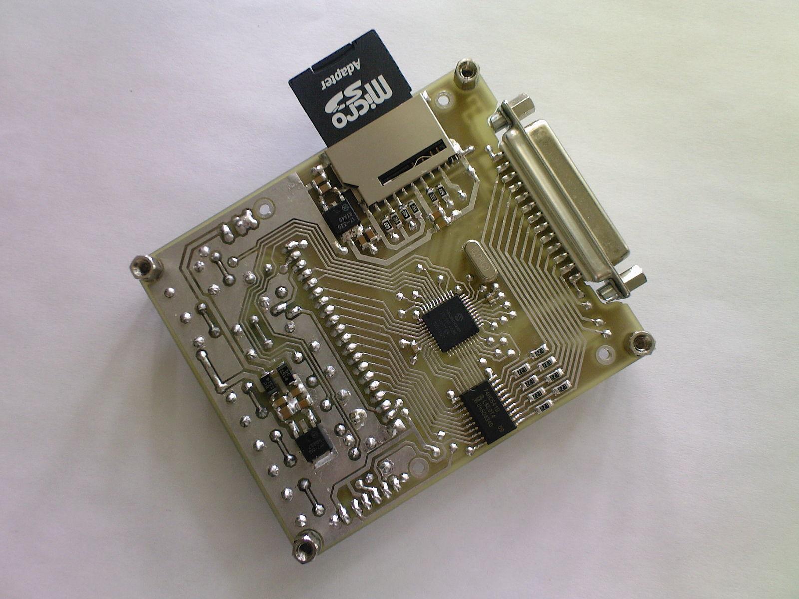 Автономный ЧПУ контроллер