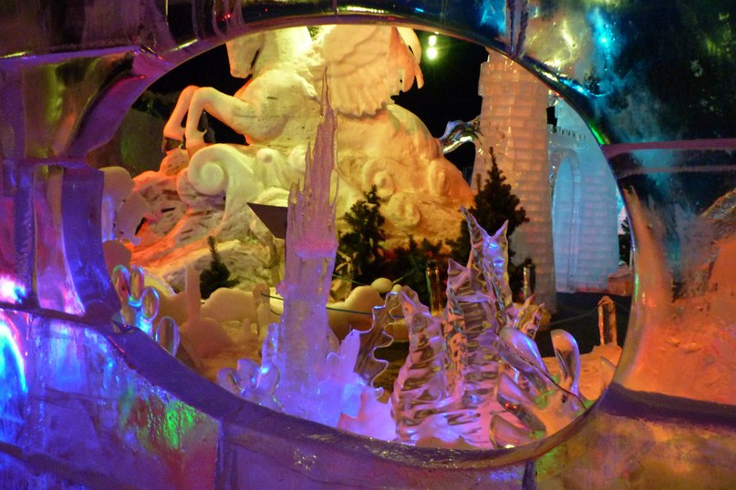 Музей льда