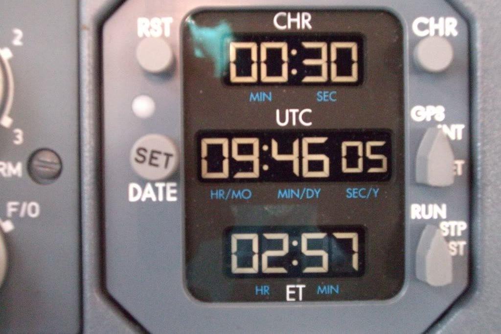 семейство часов Airbus