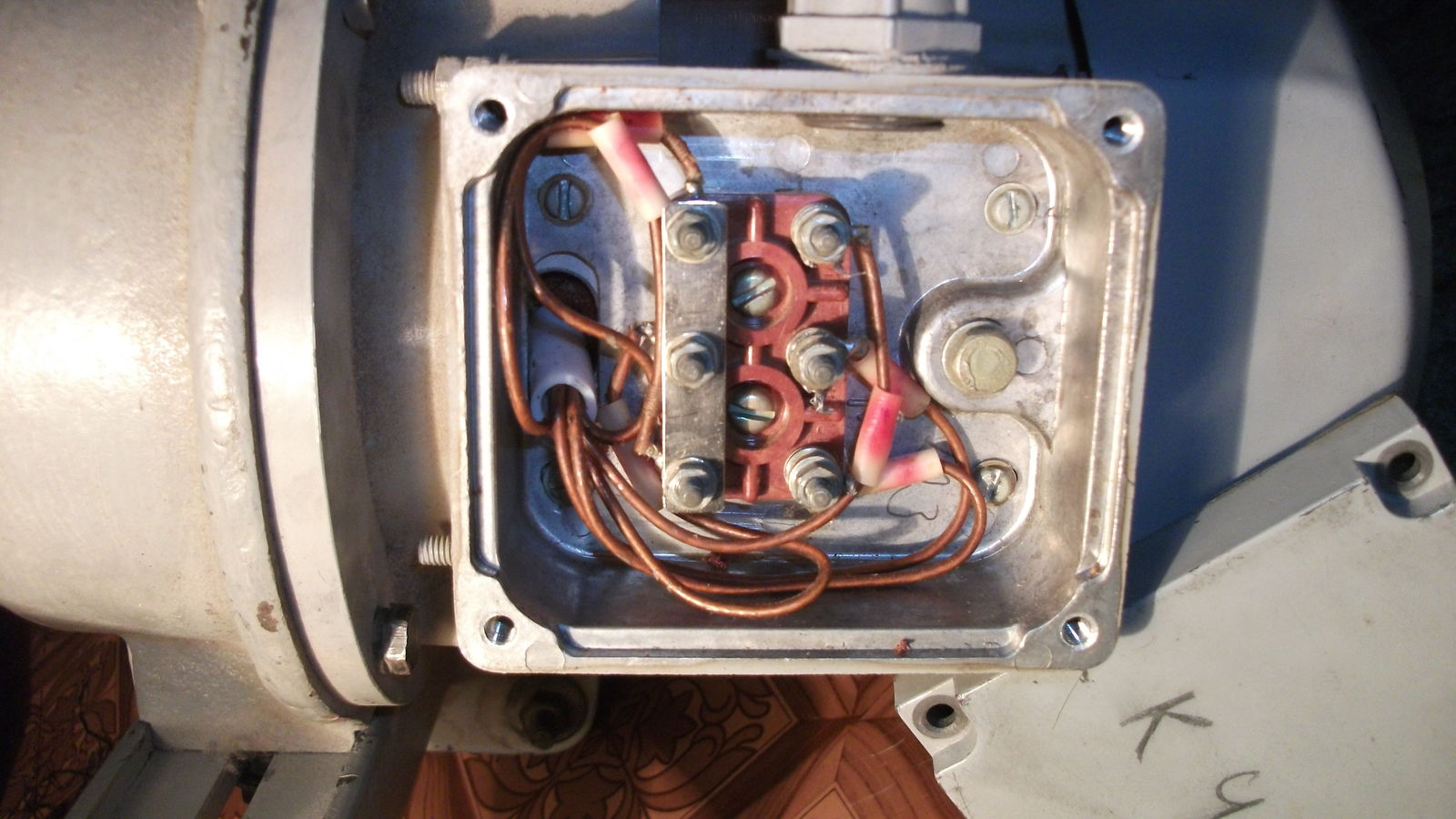 ПМЗ 862 двиг короб