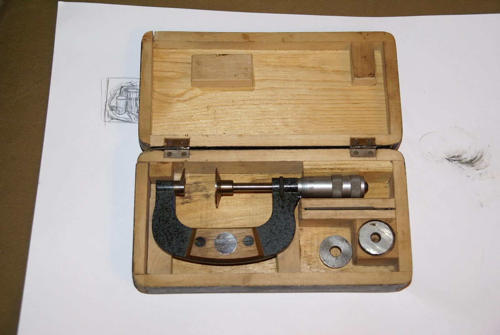 Микрометр 25-50