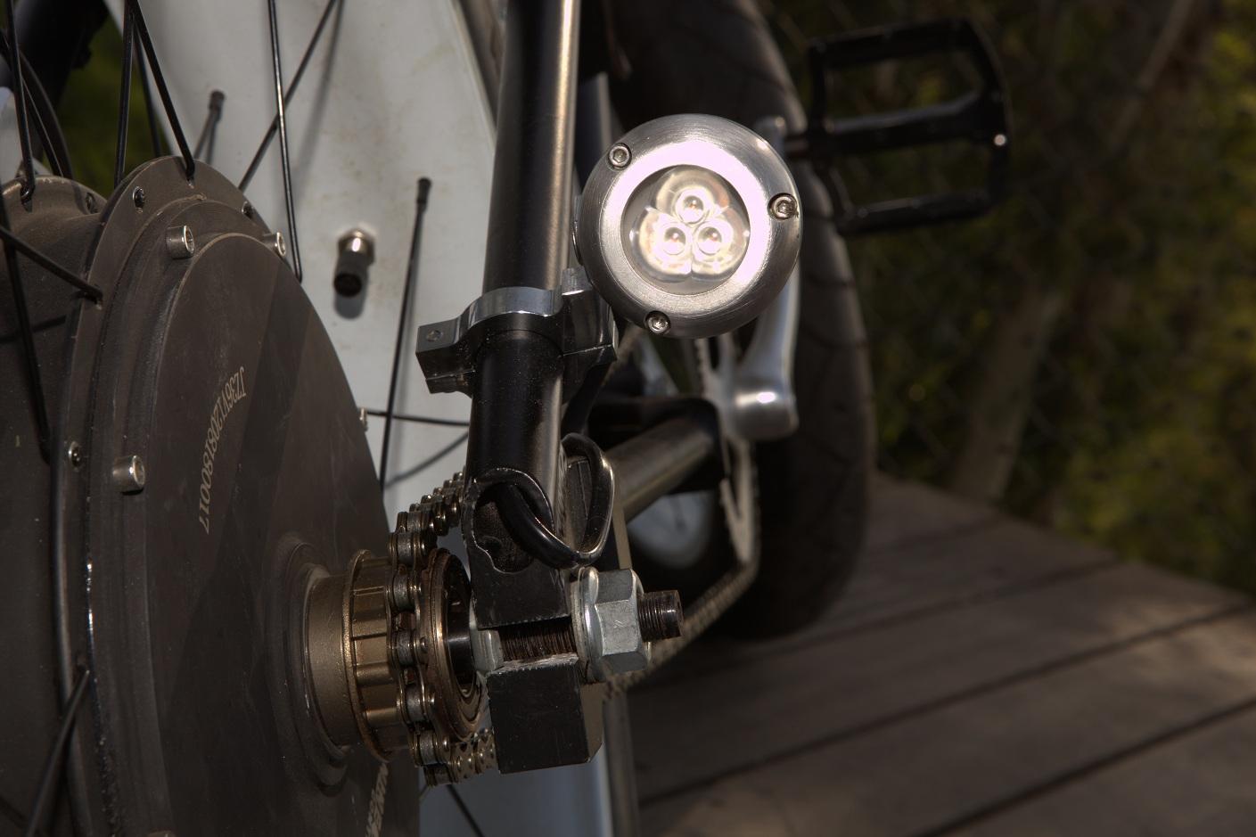 Электро-вело-чоппер 2.0
