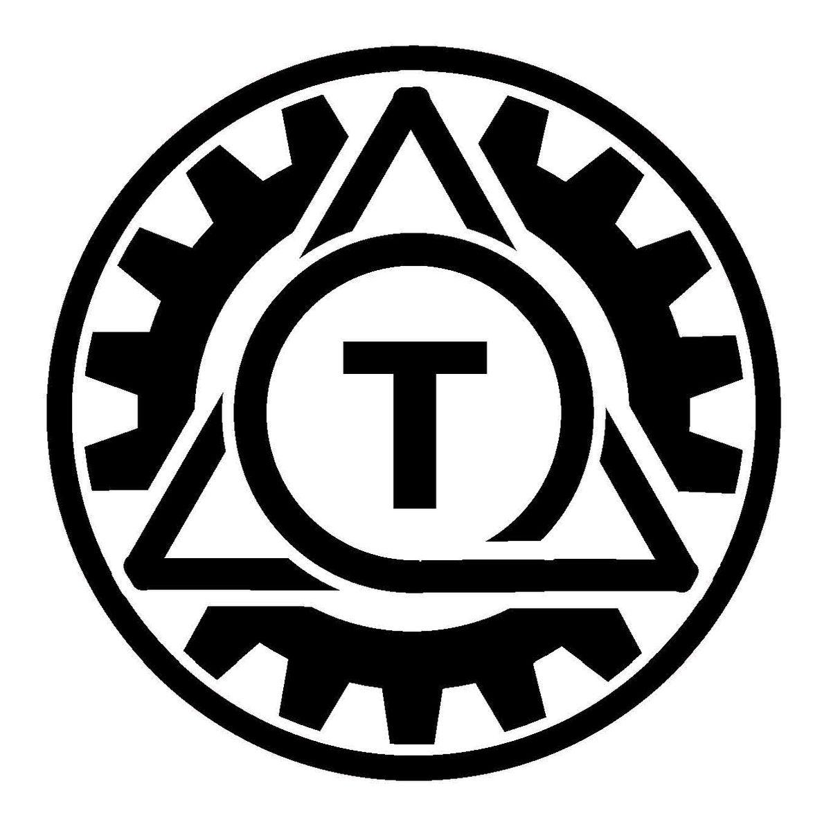 Логотип ТОЗ