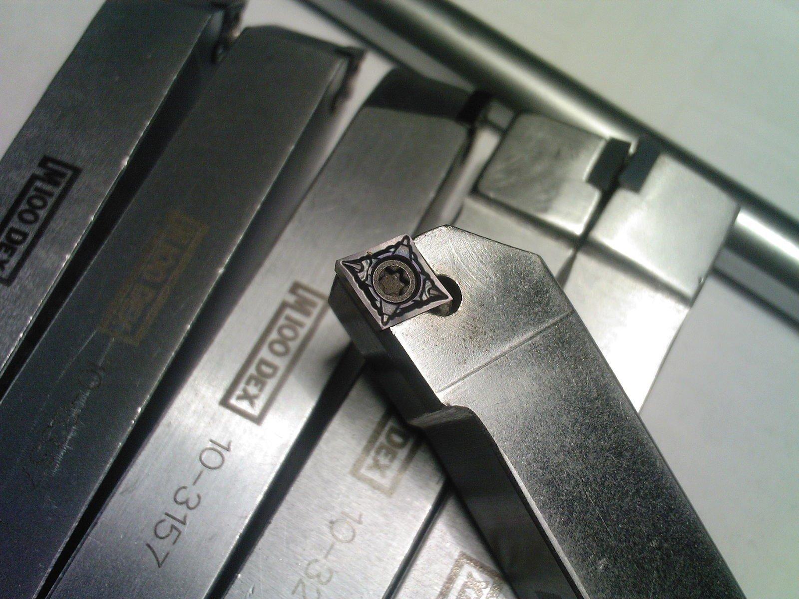 Набор резцов M100DEX(MICRO100)
