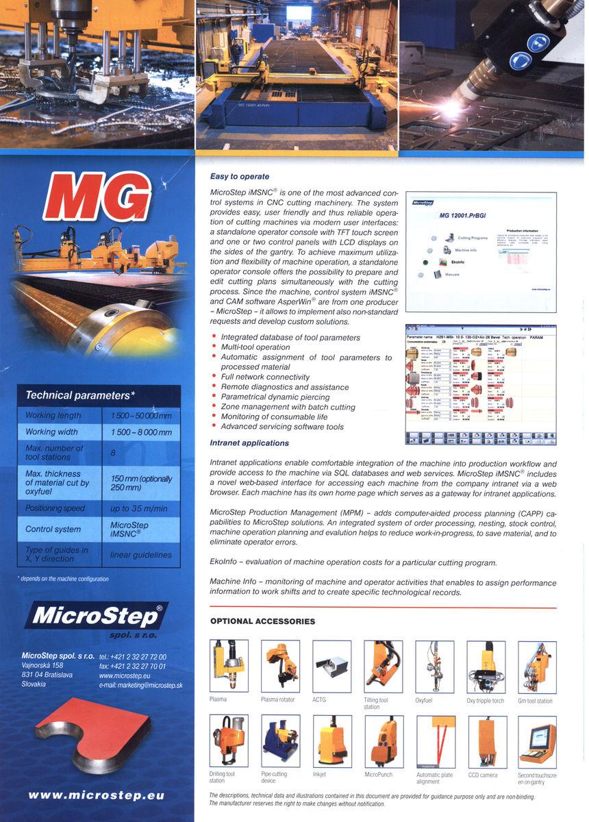 MicroStep Plasma-1