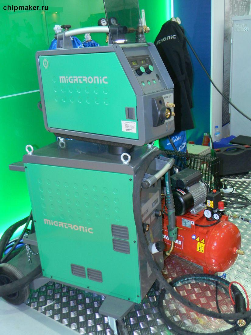 """Компания """"Дюкон"""" - сварочное оборудование Migatronic,  Дания-1"""