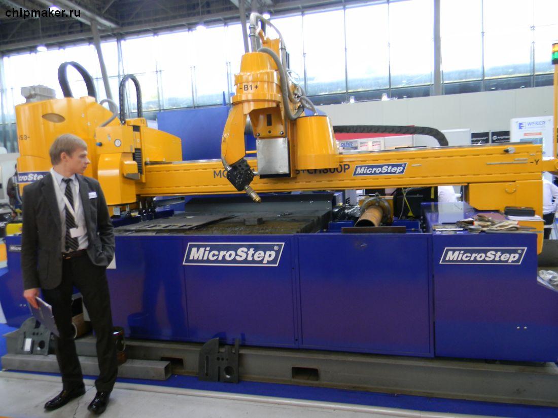 MicroStep CNC Plasma-7