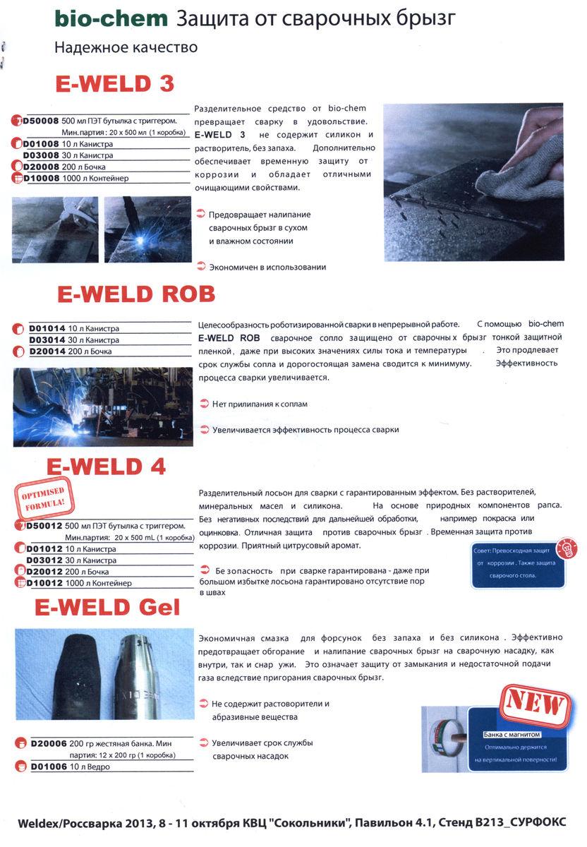ООО Сурфокс - защита от сварочных брызг