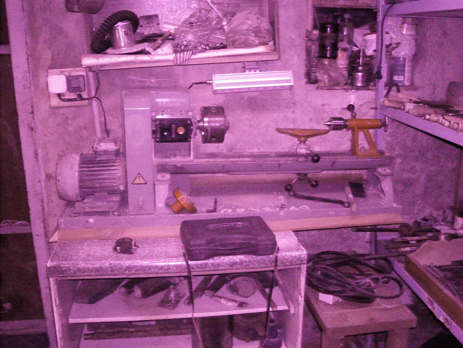 моя мастерская и все что с ней связано