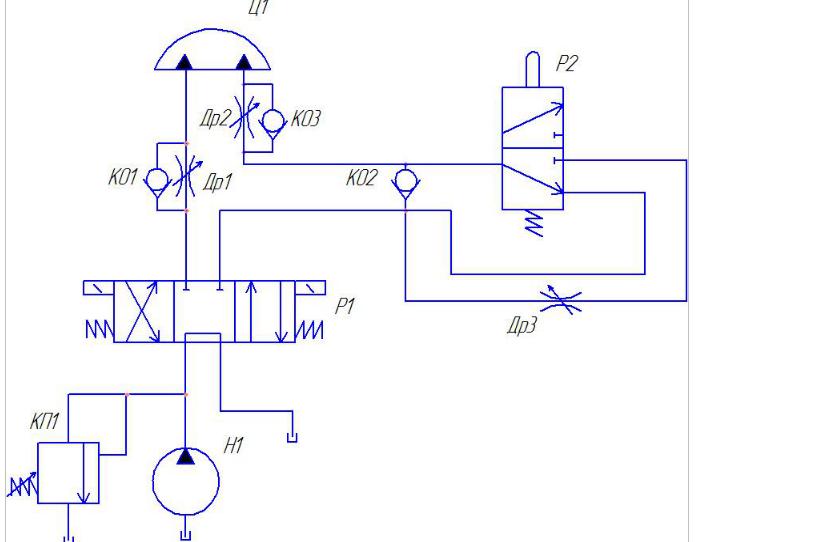 Гидроэлектропривод