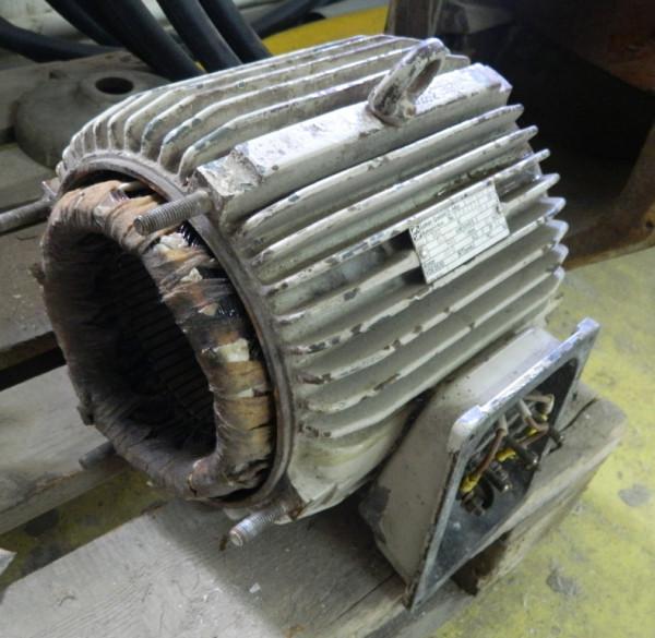 Двигатель Loher
