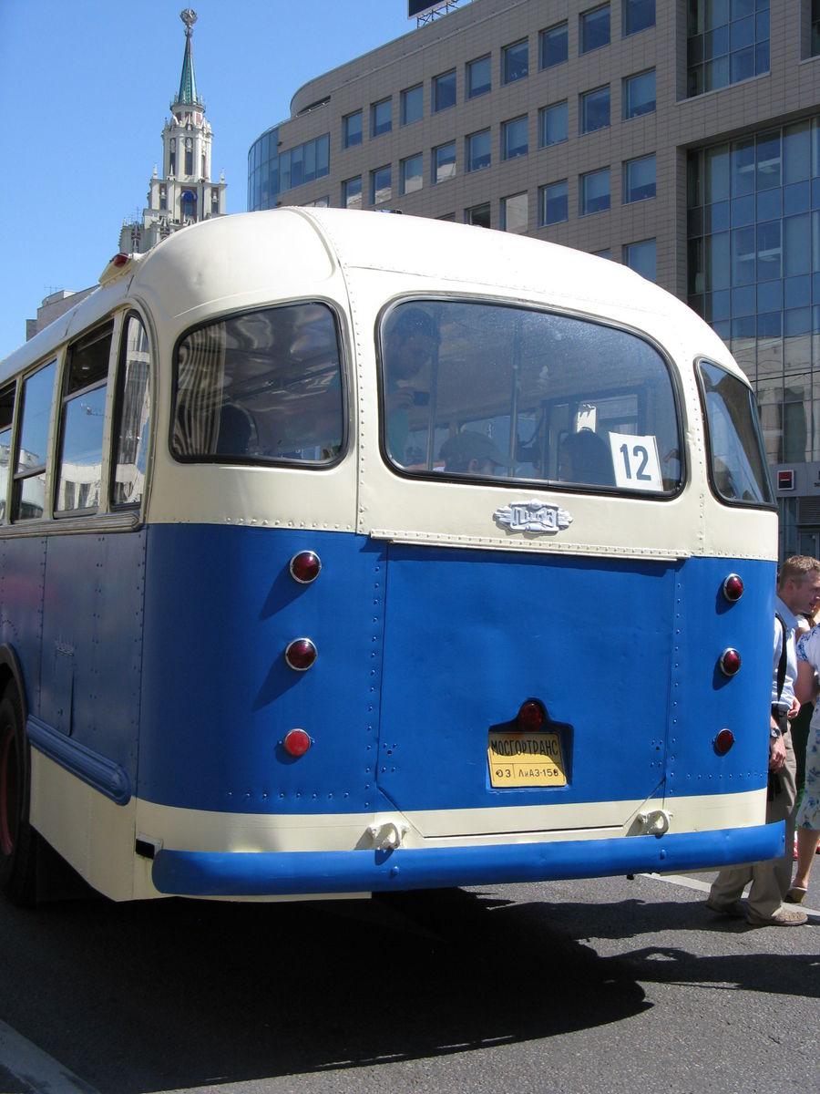 ЛиАЗ-158