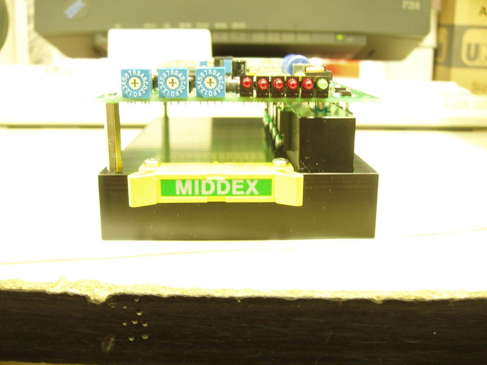 плата управления ШД Middex - 1 Trumpf trumatic (новая)