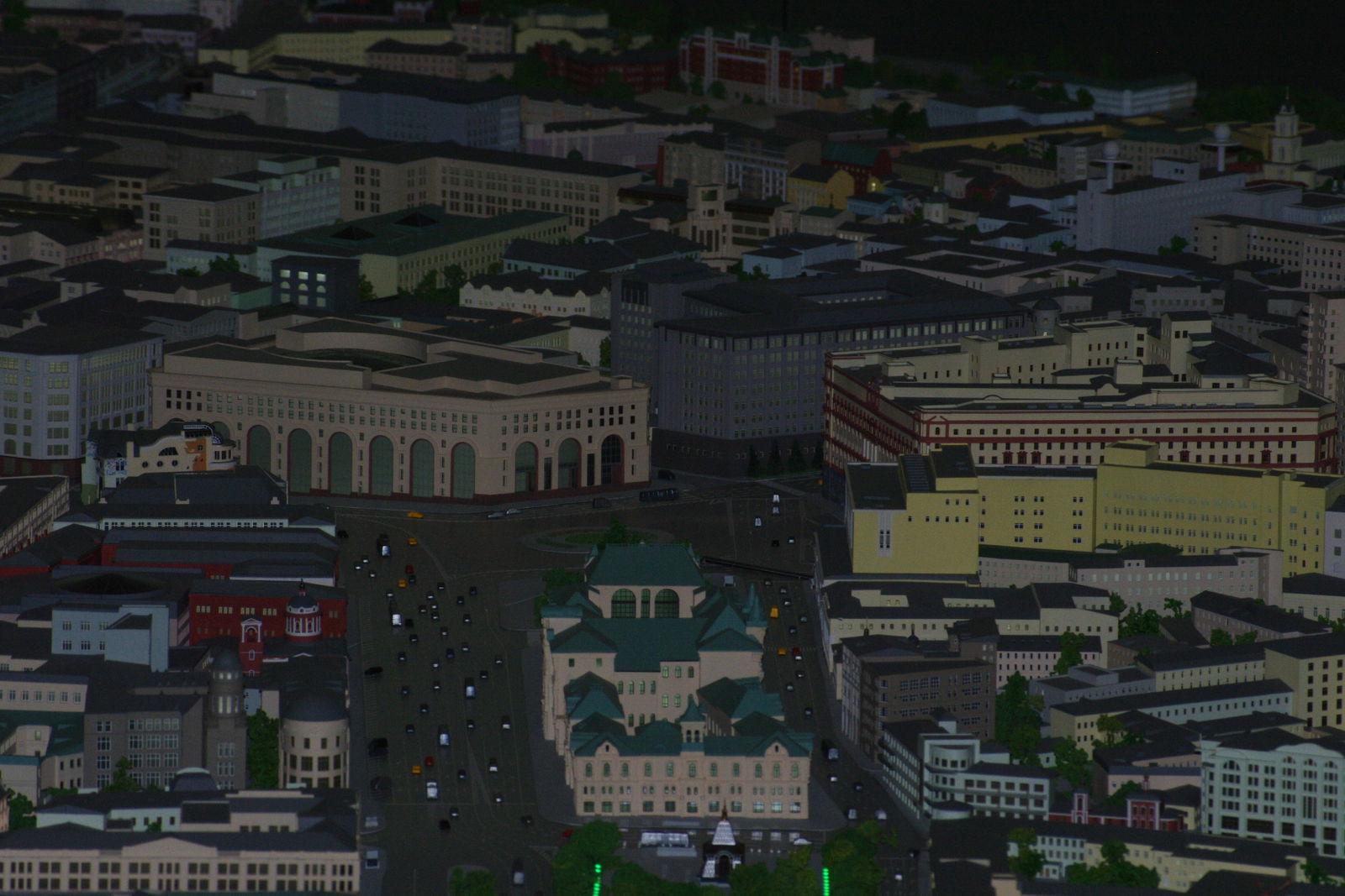 Новая и Лубянская площади, Политехнический музей