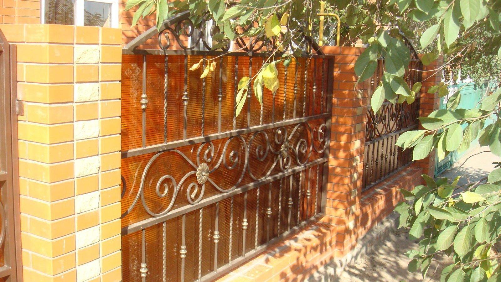 Ворота, калитка, комплект.
