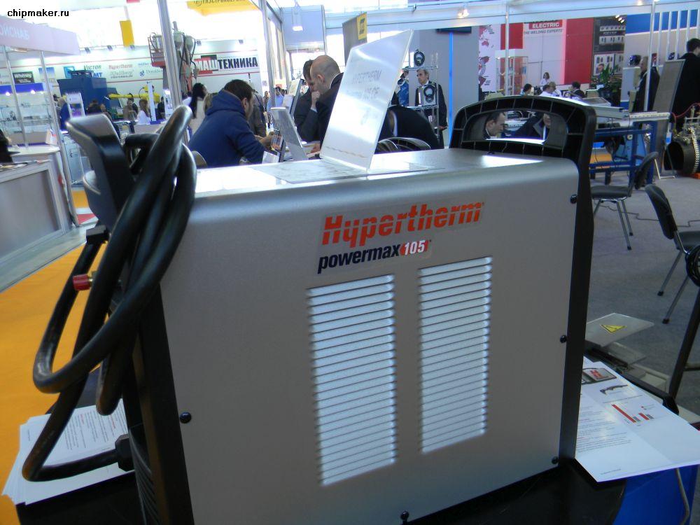 Стенд Унипрофит-Союз, аппарат Hypertherm Powermax 105 CE