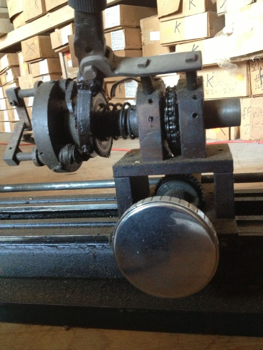 Станок -Glass Blowing Lathe Machine