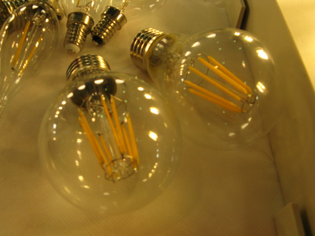 Светодиодные лампы 8Вт.