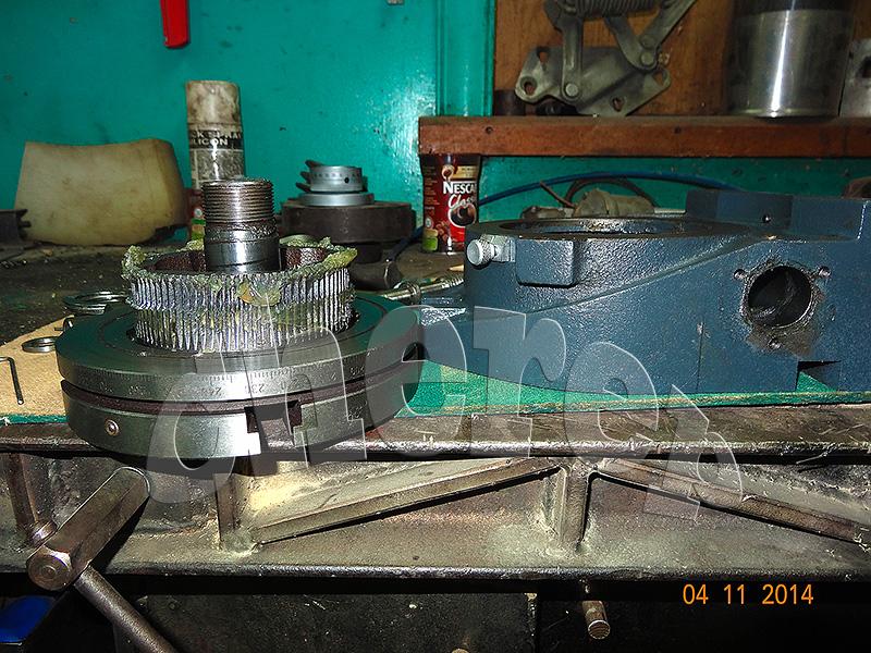 Устройство поворотного столика HV-6
