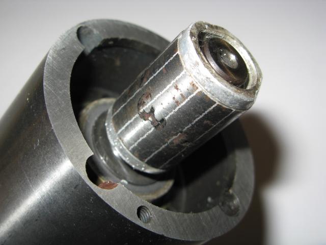 Ротор привода шпинделя