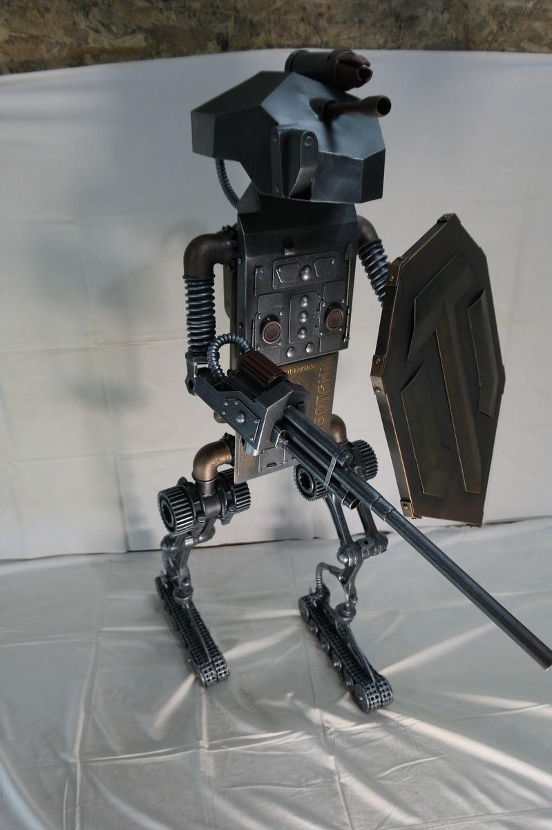 Танкоробот  WT-auf-E100