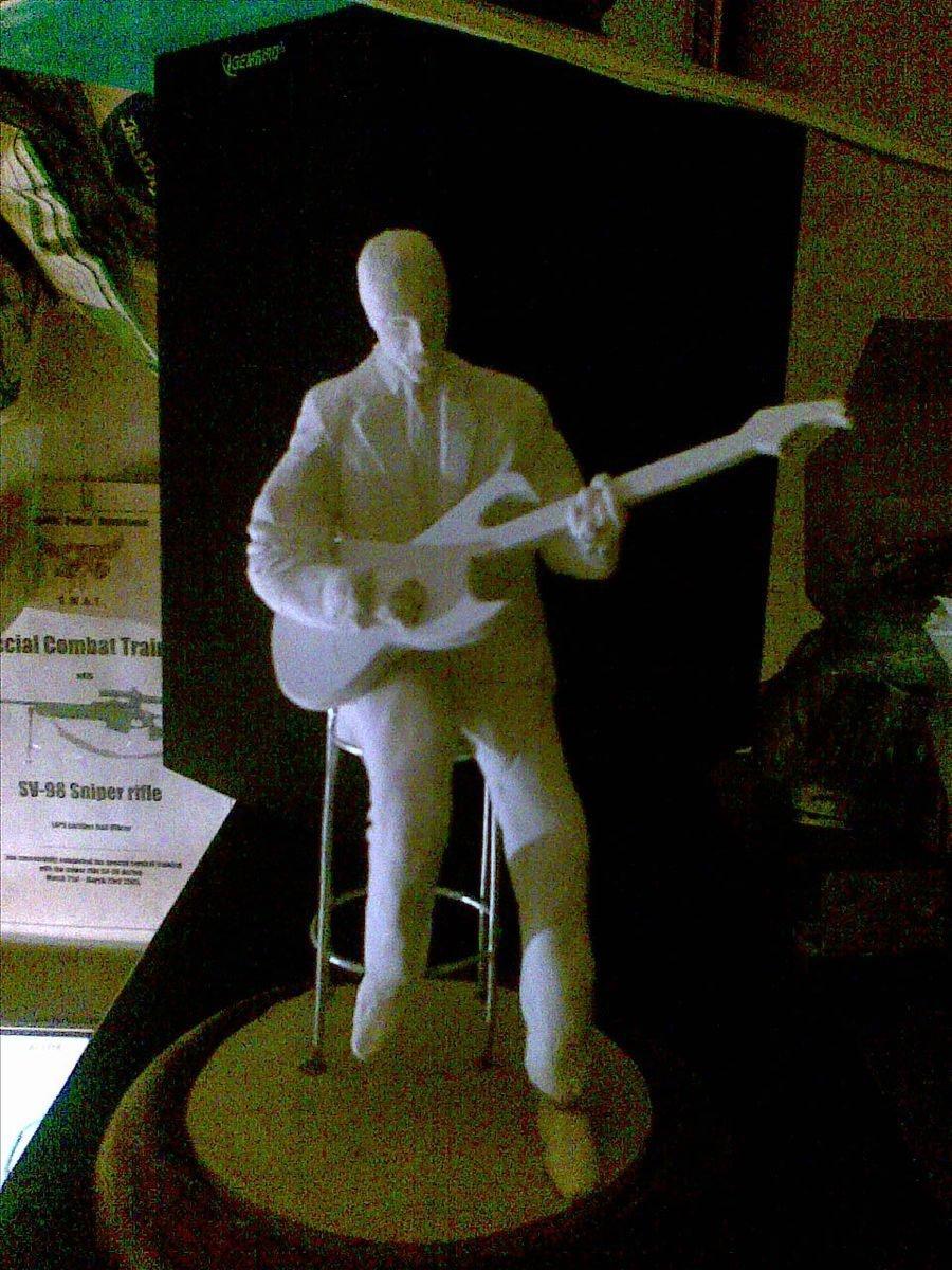 Гитарист (в процессе)